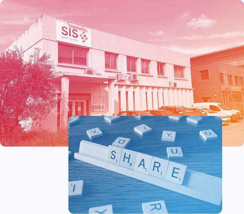 SIS, entreprise de gestion des réseaux d'énergie